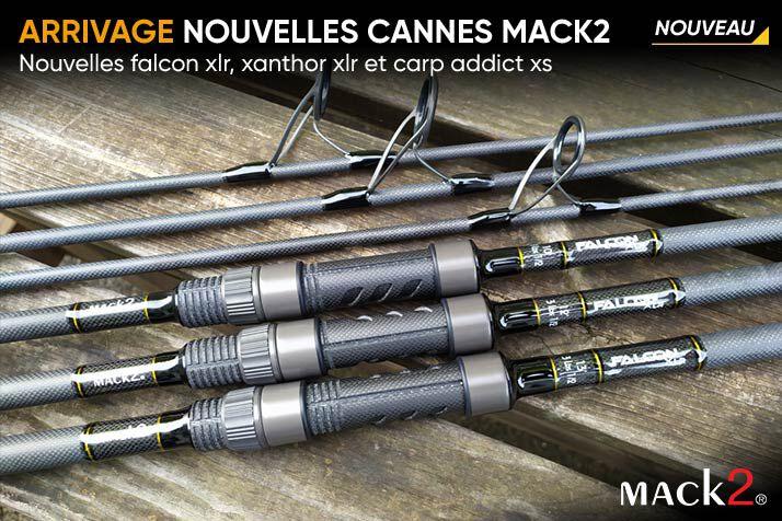 Arrivage nouvelles cannes Mack2