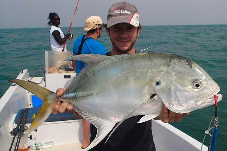 Voyage de pêche en Guinée-Bissau
