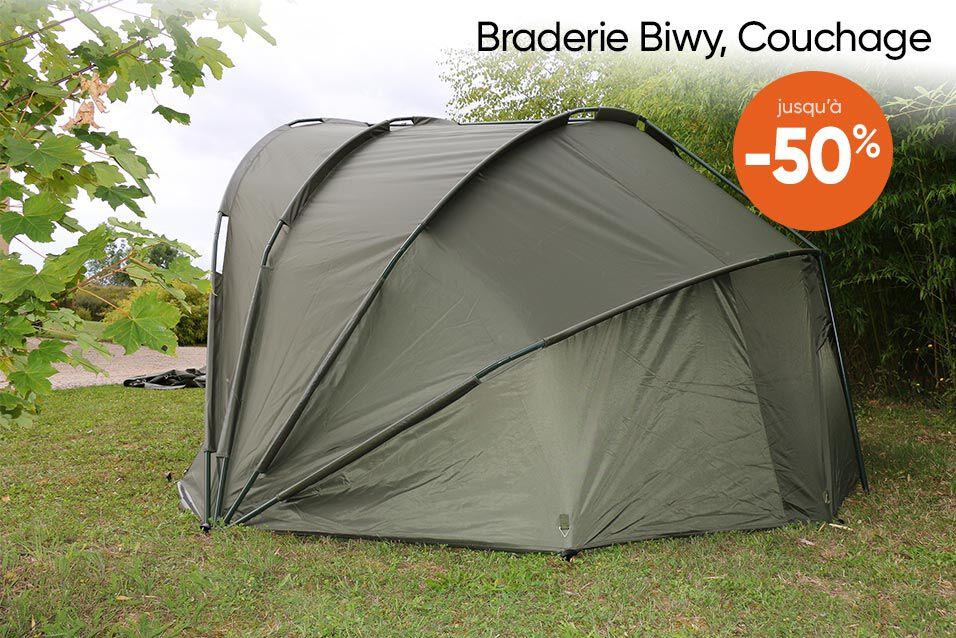 Braderie : Biwy, Bed, Couchage jusqu'à -50%