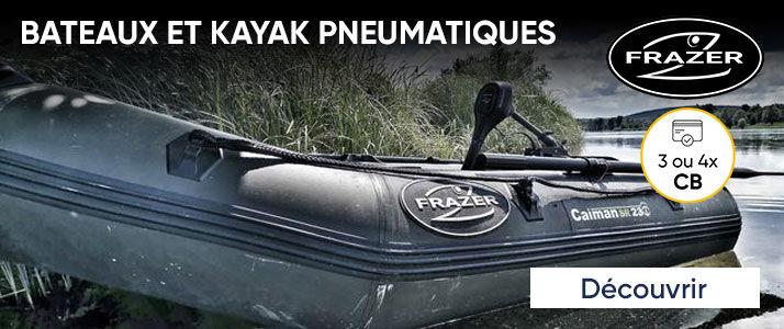 Bateau et Kayak pneumatique
