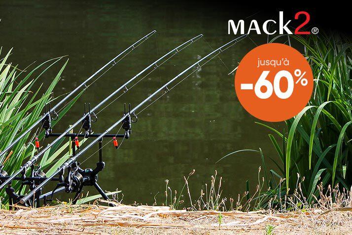 Braderie Mack2 jusqu'à -60%