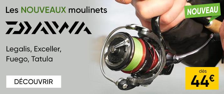 Nouveau Moulinet Daiwa