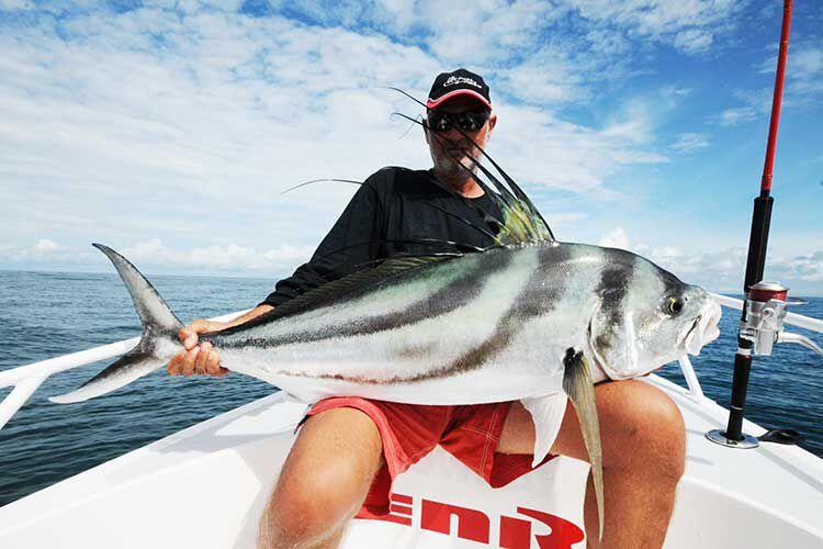 Voyage de pêche au Nicaragua
