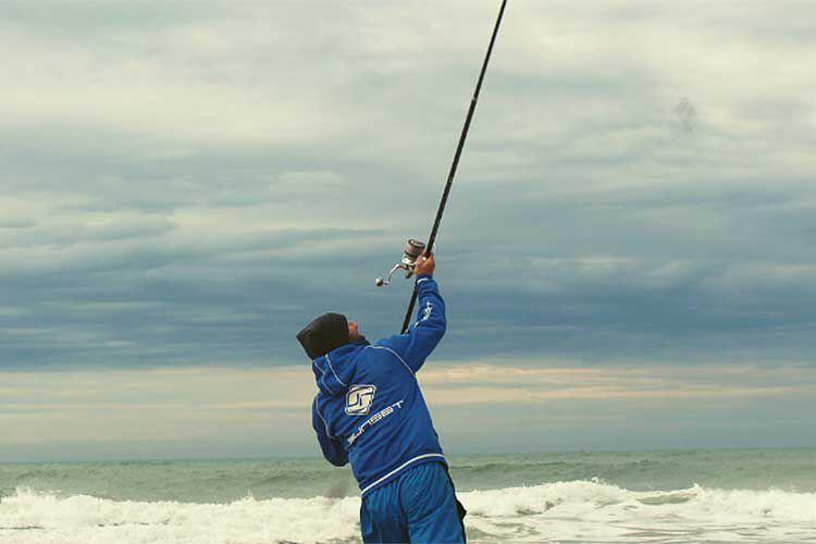 Débuter la pêche en surfcasting