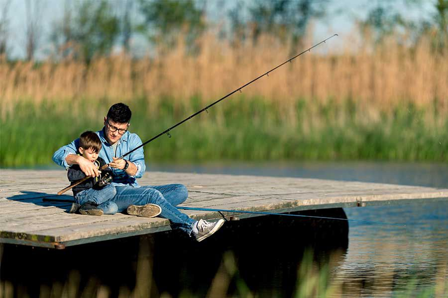 Ensembles pêche au coup