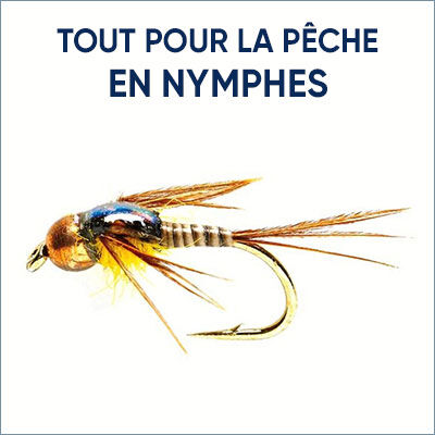 Pêche nymphe