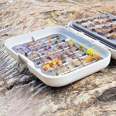 Mouches artificielles pour la pêche à la mouche | Pacific Pêche