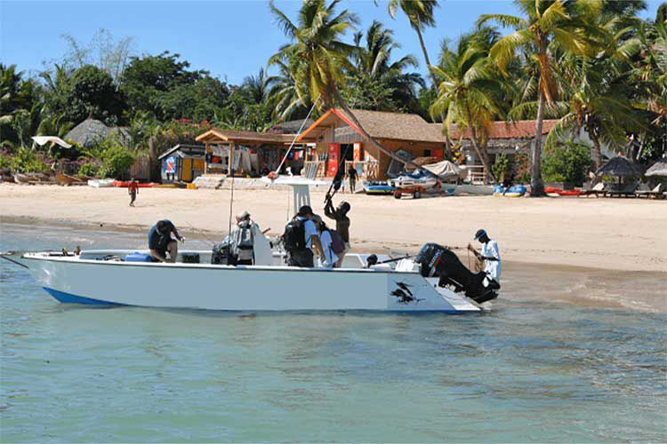 Voyage de pêche à Madagascar