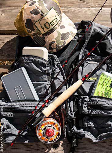 Packs pour la pêche à la mouche | Pacific Pêche