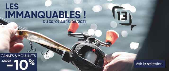 13 fishing promo