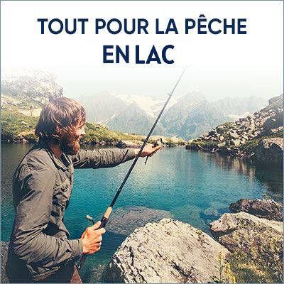 Tout pour la pêche en lac