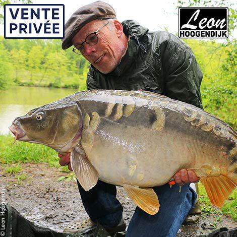 Tous les produits Léon Hoogendijk pour la pêche de la carpe | Pacific Pêche