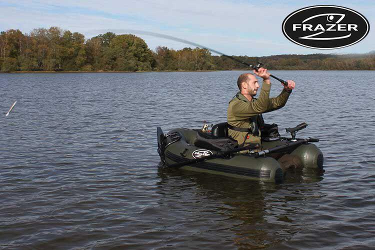 Pêcher en float tube