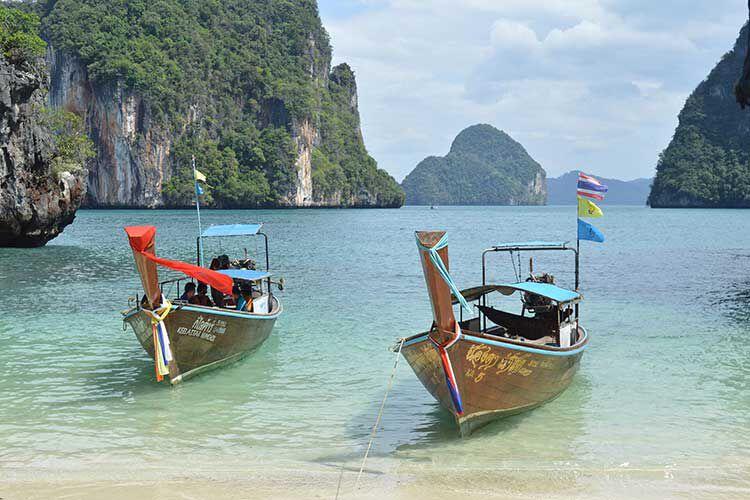Voyage de pêche en Thaïlande