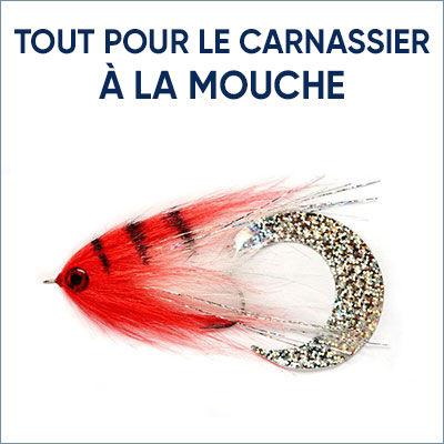 Pêche Carnassier à la Mouche