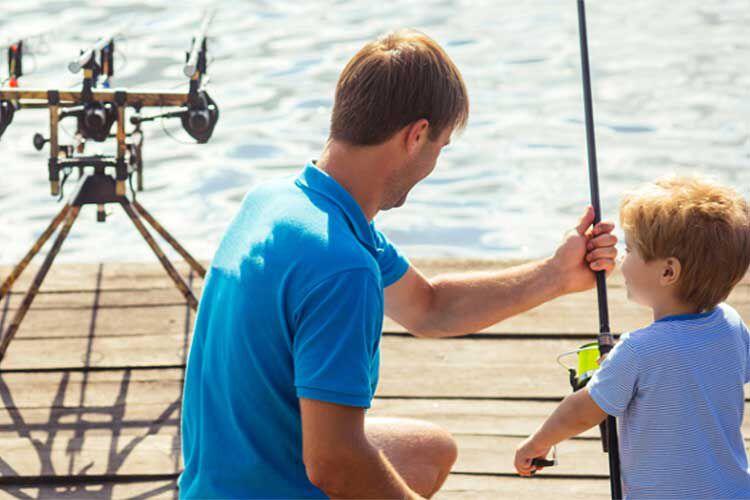 Monter et assembler son matériel de pêche