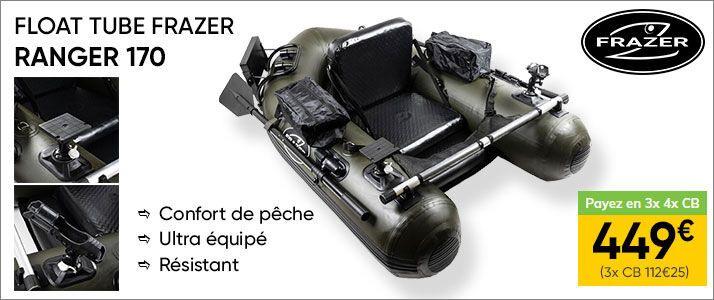 Foat Tube Frazer Ranger 170