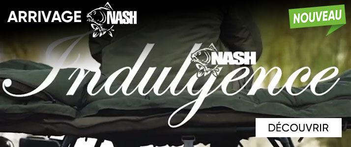 Arrivage de produits Nash