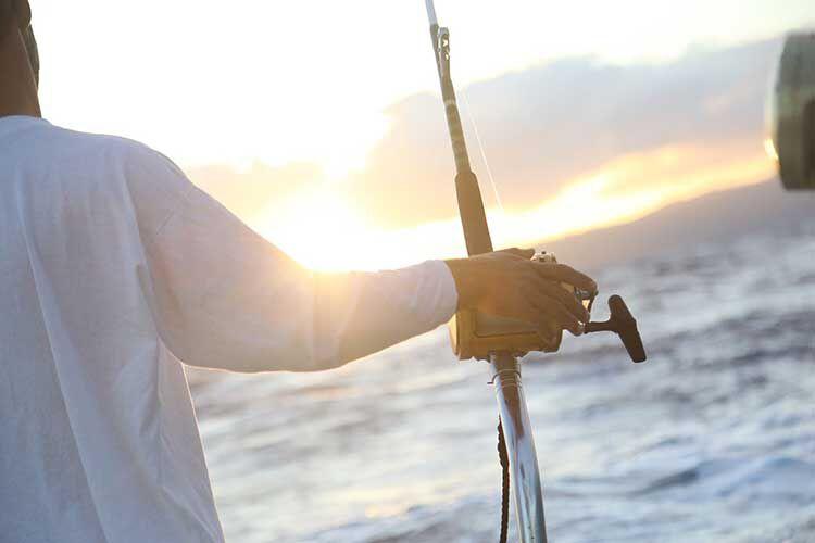 Voyage de pêche au Gabon
