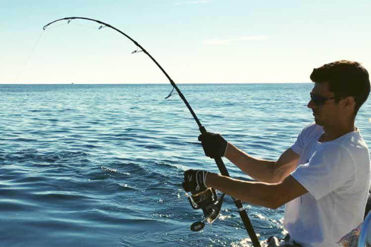 La pêche en Jigging