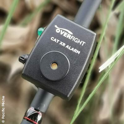 Détecteur Overfight Cat XR Alarm