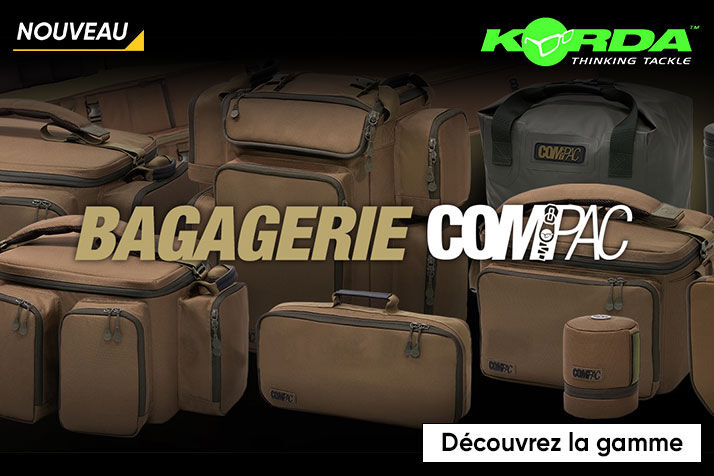 Nouvelle Bagagerie Korda Compac