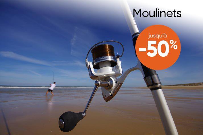 Moulinet braderie mer