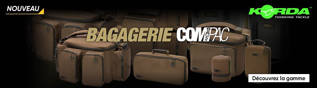 Bagagerie Compac Korda