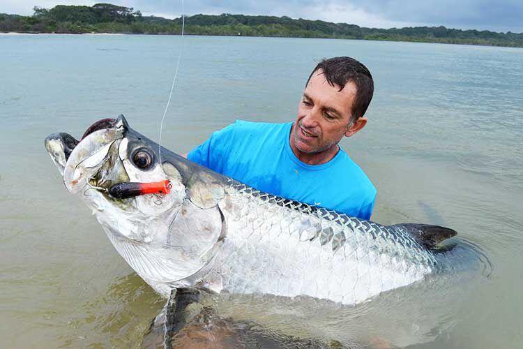 Voyage de pêche à Cuba