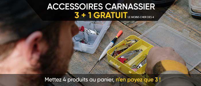 Accessoires carnassier