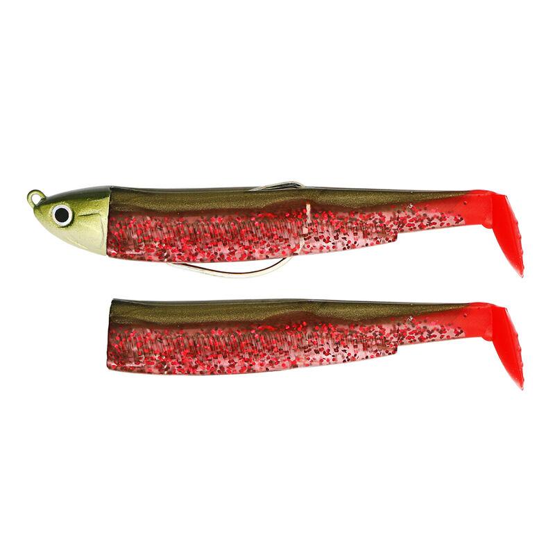 Leurre souple fiiish combo black minnow 120 shallow 12cm 6g - Leurres shads | Pacific Pêche