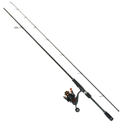 Ensemble lancer spinning carnassier redfish combo strike 1 7' mh spin 10-30g + strike 1 2000 2,10m 10-30g - Ensembles | Pacific Pêche