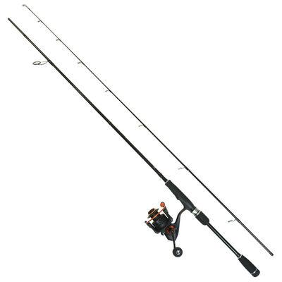 Ensemble lancer spinning carnassier redfish combo strike 1 8' mh spin + strike 1 2000 fx 2,40m 15-40g - Ensembles   Pacific Pêche