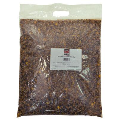 Graines cuites carpe mack2 hot spot spod mix 5kg - Prêtes à l'emploi | Pacific Pêche