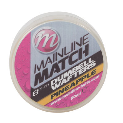 Dumbells coup mainline match wafters 8mm - Eschage | Pacific Pêche