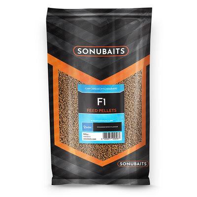 Pellets coup sonubaits f1 feed pellets 900g - Amorçage   Pacific Pêche