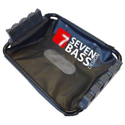 Support de cannes pour float tube squad 4 seven bass - Floats Tube | Pacific Pêche
