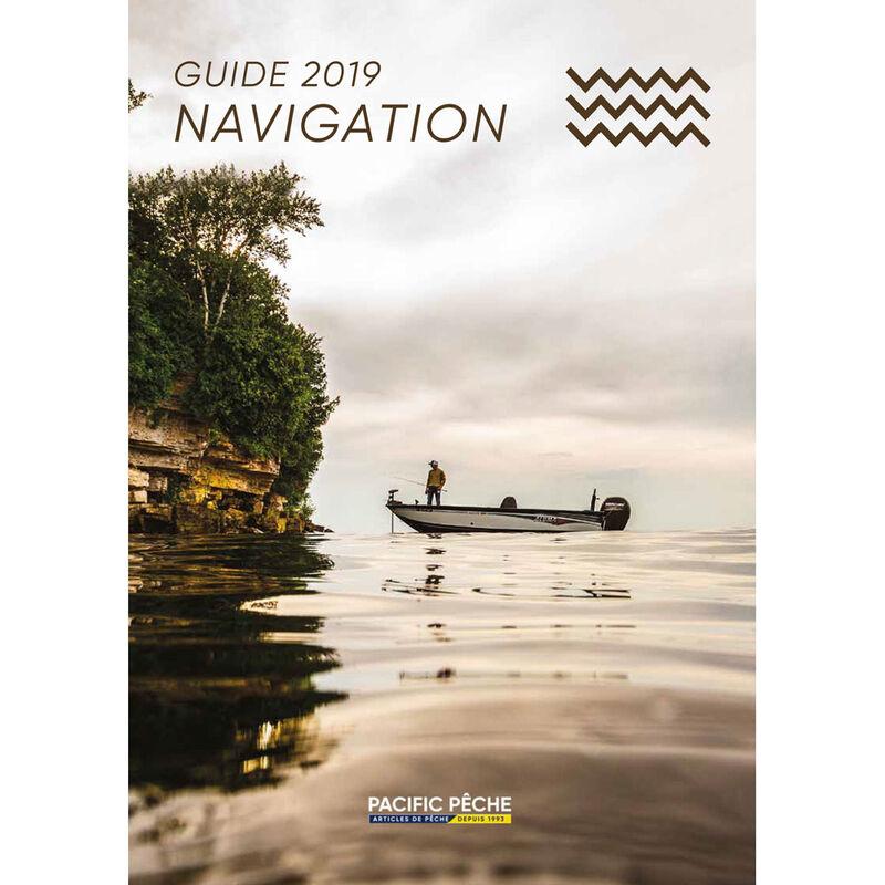 Guide navigation pacific peche 2019 - Media / Déco | Pacific Pêche