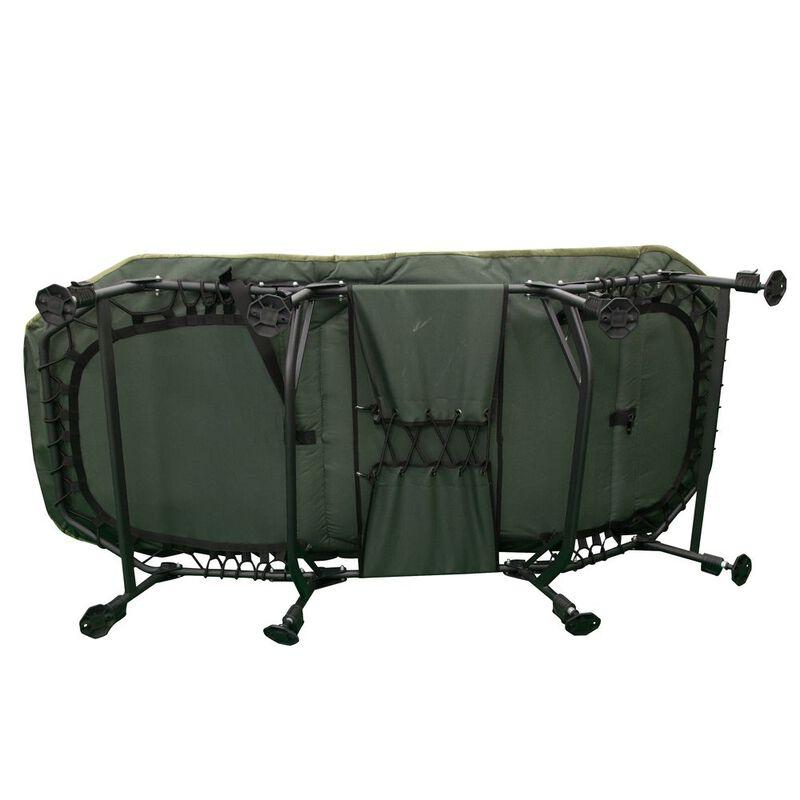 Bedchair mack2 european wide - Bedchairs | Pacific Pêche