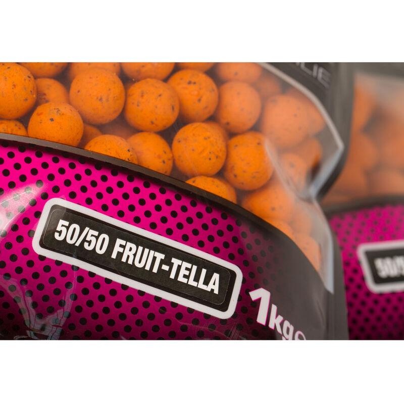 Bouillettes carpe mainline high impact boilie 50/50 fruit tella 15mm - Denses   Pacific Pêche