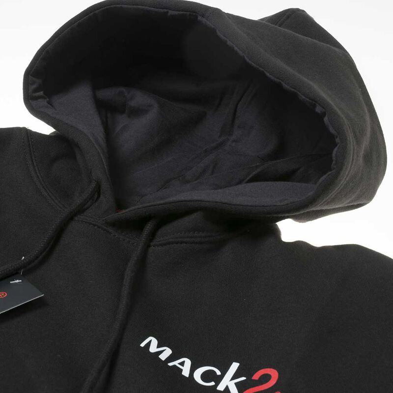 Sweat shirt black mack2 hot spot - Sweats | Pacific Pêche