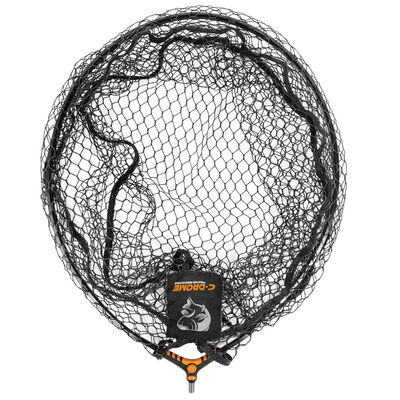 Tête d'épuisette coup c-drome latex landing net 55cm - Têtes | Pacific Pêche