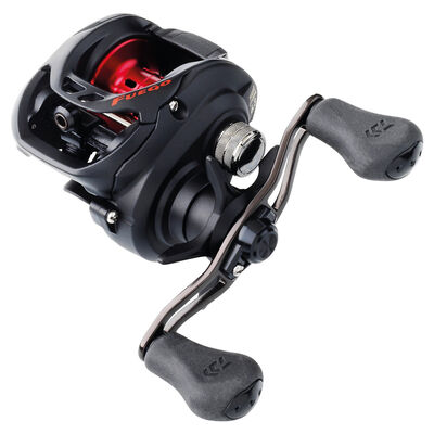 Moulinet casting droitier carnassier daiwa fuego ct 100 hl - Moulinets casting | Pacific Pêche
