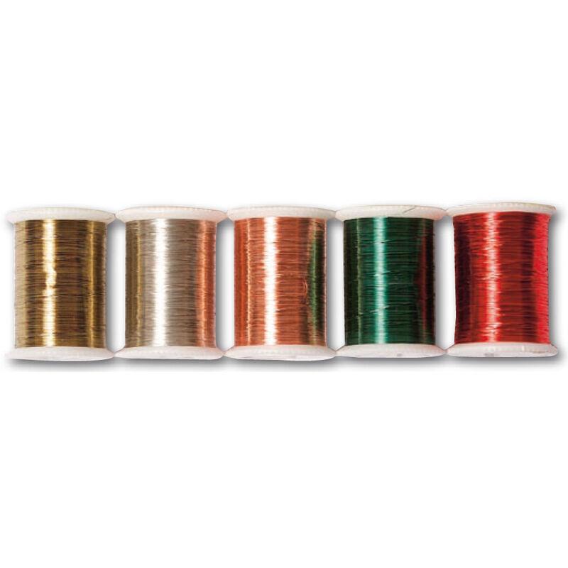 Fly tying fil de cuivre moyen jmc - Lests | Pacific Pêche