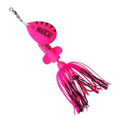 Cuillère tournante silure madcat a-static screaming spinner 65g - Cuillères tournantes | Pacific Pêche