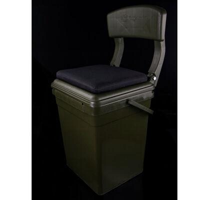 Siège pour seau ridge monkey cozee bucket seat - Seaux | Pacific Pêche