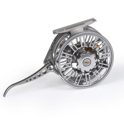 Moulinet mouche demi-automatique jmc ozone silver 36 (soie 3/6) - Semi-auto/Auto | Pacific Pêche
