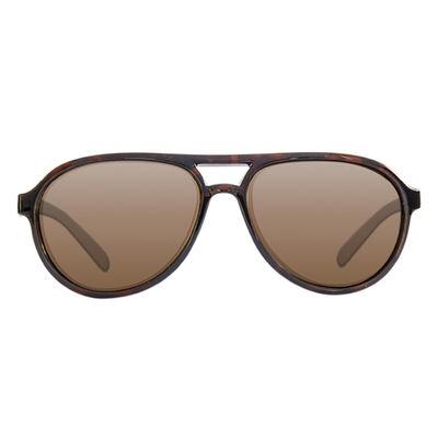 Lunettes polarisantes korda sunglasses tortoise frame / brown lens - Lunettes | Pacific Pêche
