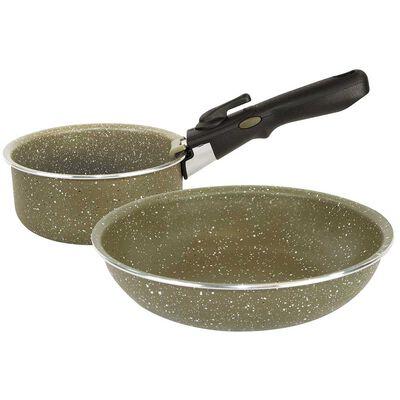 Set cuisine trakker armolife marble cookset compact - Cuisine/Repas | Pacific Pêche