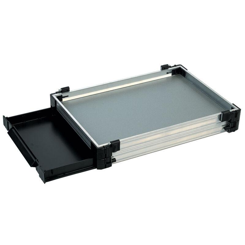 Casier pour station coup rive f2 bloc casier 30mm + tiroir 30mm - Casiers / Tiroirs   Pacific Pêche